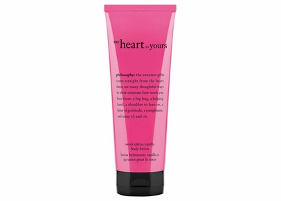 Philosophy - My Heart to Yours Limited Edition Body Lotion