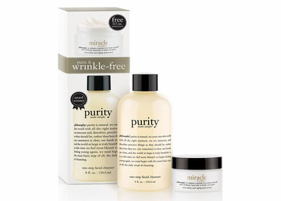 Philosophy - Pure and Wrinkle-Free Duo
