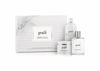 Philosophy - Pure Grace Layering Gift Set