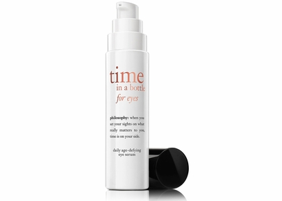 Philosophy - Time In A Bottle Age-Defying Serum for Eyes