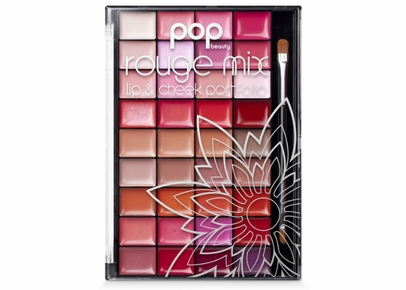 POP Beauty - Rouge Mix Lip & Cheek Portfolio - Backstage Edition 1
