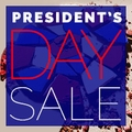 President's Day Sale - up to $40 off store-wide