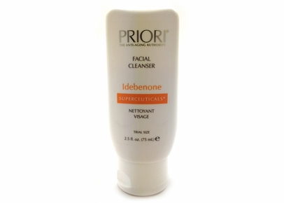 PRIORI - Idebenone Facial Cleanser Travel Size (GWP)