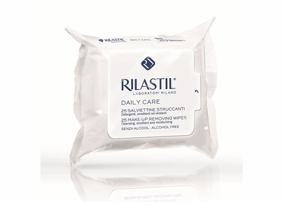 Rilastil - Daily Care Make-Up Removing Wipes (25 pcs)