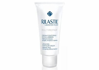 Rilastil - Multirepair Lip-Eye Contour Cream
