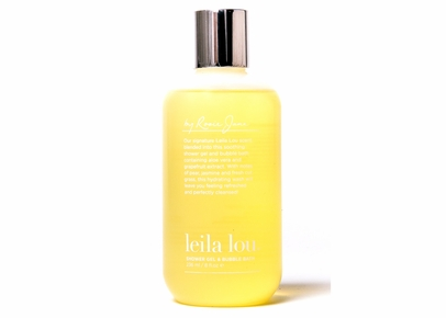 Rosie Jane Cosmetics - Leila Lou Shower Gel & Bubble Bath
