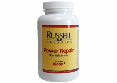 Russell Organics - Power Repair For Skin, Nails & Hair
