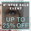 Save up to 25% Off Winter Sale Event