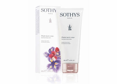 Sothys - Iris and Litchi Escape Scented Body Lotion