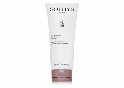 Sothys - Lemon-Lime and Patchouli Escape Shower Gel
