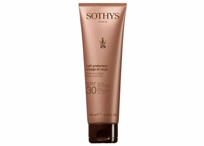 Sothys - Sunscreen Lotion Face and Body SPF 30 UVA/UVB
