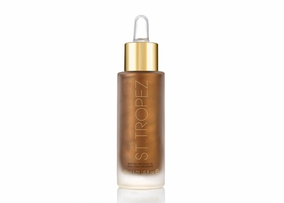 St. Tropez - Self Tan Luxe Dry Facial Oil