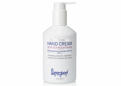 Supergoop! - Forever Young Hand Cream with Sea Buckthorn SPF 40 (10 oz.)