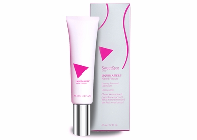 SweetSpot Labs - Liquid Assets Naked Pleasure Luxury Personal Lubricant