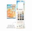 theBalm - Balmsai Eyeshadow and Brow Palette with Shaping Stencils