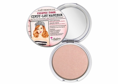 theBalm - Cindy-Lou Manizer Luminizer Highlighter, Shadow & Shimmer