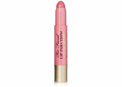 Too Faced - Lip Injection Color Bomb! Moisture Plumping Lip Tint - Coral Pop