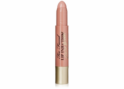 Too Faced - Lip Injection Color Bomb! Moisture Plumping Lip Tint - Never Enough Nude