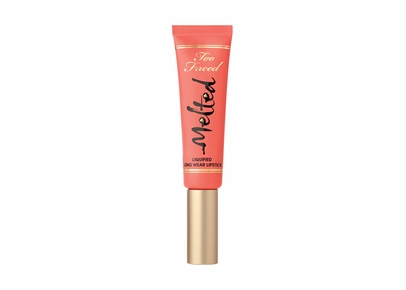 Too Faced - Melted Liquified Long Wear Lipstick - Melted Coral