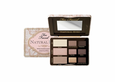 Too Faced - Natural Eye Neutral Eye Shadow Collection