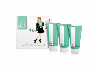 Whish - Vanilla Mint Holiday Set