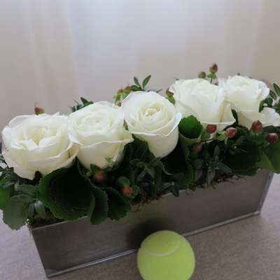 Boxed Roses