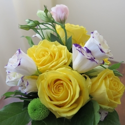 Cheerful Roses