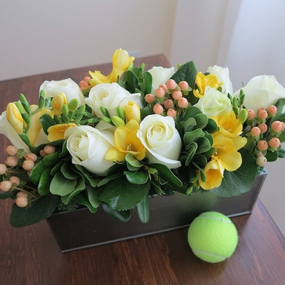 Freesias & Roses