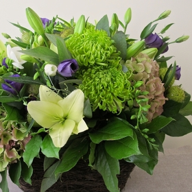 Green Bouquets