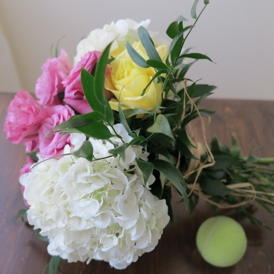 Large Hand Tied