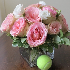 Pink Floral Gift