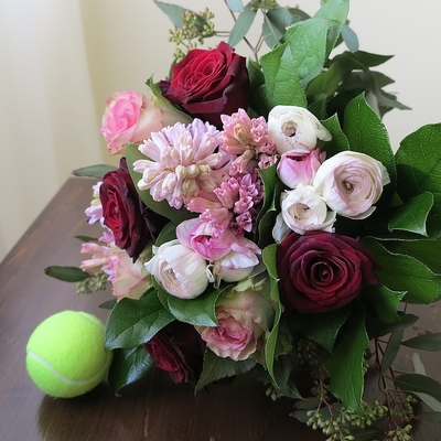 Spring Hand Tied
