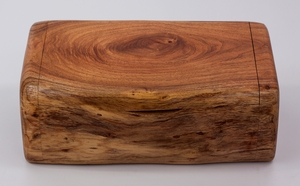 Mesquite Log Box