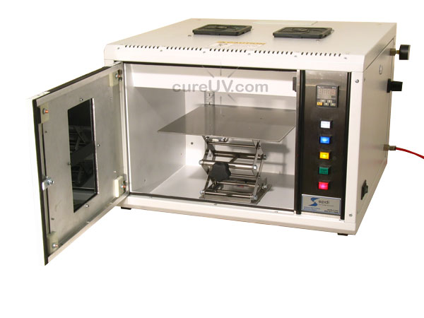 Uv Exposure Lab Chamber With Timer Amp Adjustable Shelf