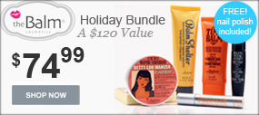 theBalm Holiday Bundle