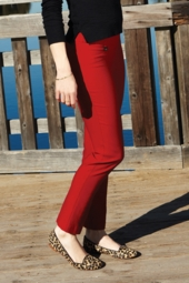Lisette L Pull On Ankle Pant - New Colors!