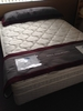 Steadman Euro Top Mattress and Foundation