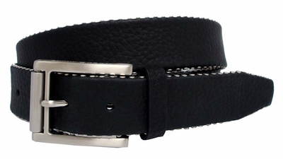 Men's Contemporary Studded Edge Tiger Woods Golf Belt 1201901