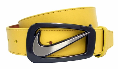 Nike Golf Signature Swoosh Cutout II Yellow 11081194 $39.95