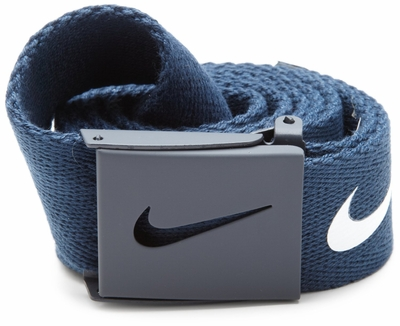 Nike Tech Essentials Canvas Web Belt <br>College Navy - 1111305