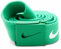 Nike Tech Essentials Canvas Web Belt <br>Stadium Green 1111312