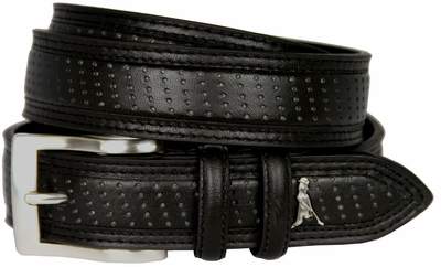 Ping Perforated Leather Dress Golf Belt