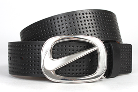 Women's Nike Golf Perforated Cutout Buckle Belt 1303001