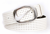 Women's Nike Golf  Perforated Cutout Buckle Belt 1303004