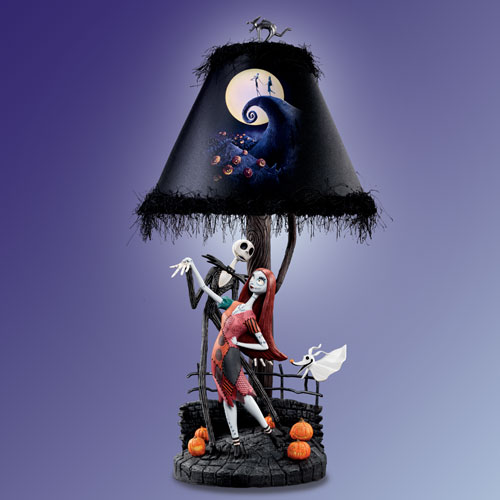 0119475001 Disney Tim Burton Jack Skellington And Sally