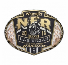 2016 WNFR Buckle