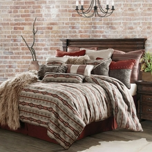 4 PC Silverado Bedding Set