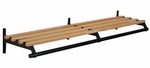 Infinite Wall-Mounted Wooden Coat Rack 150-118