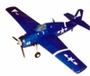Wildcat #FF65 Easy Built Models Balsa Wood Model Airplane Kit Rubber Powered