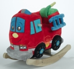 Blaze The Fire Engine Rocker - Free Shipping